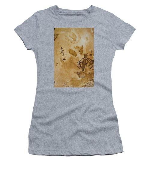 Rock Work Women's T-Shirt (Athletic Fit)