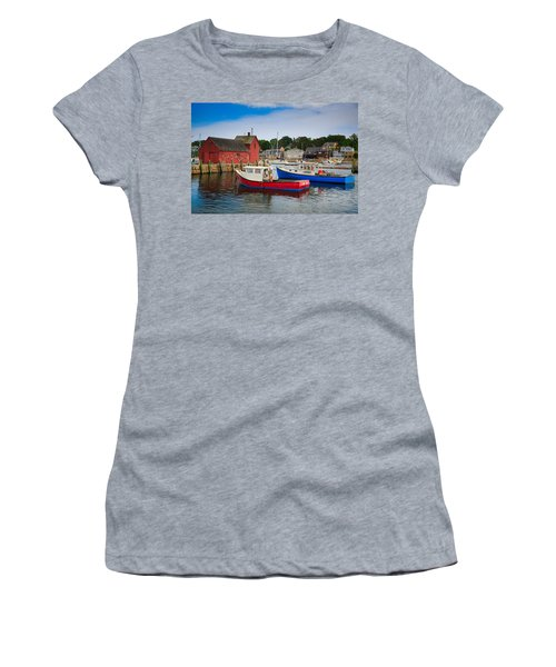 Rockport Harbor 2 Women's T-Shirt
