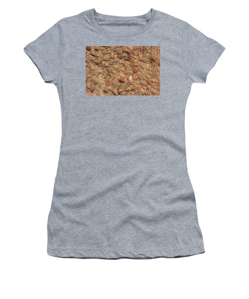 Women's T-Shirt (Junior Cut) featuring the photograph Rocky Beach 4 by Nicola Nobile