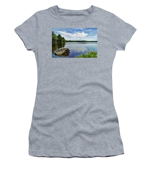 Rocky Fork Lake Women's T-Shirt