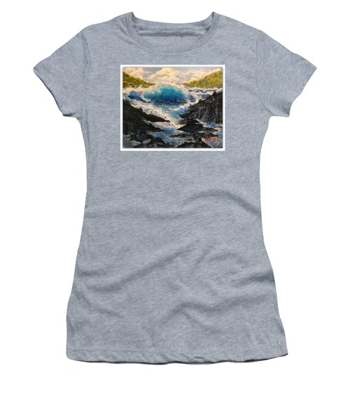 Rocky Sea Women's T-Shirt
