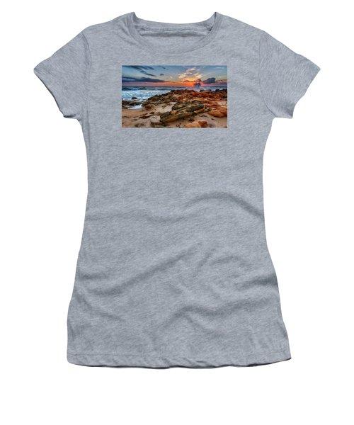 Rocky Sunrise Women's T-Shirt