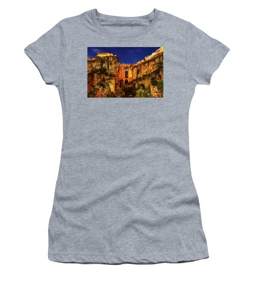 Ronda By Night Women's T-Shirt