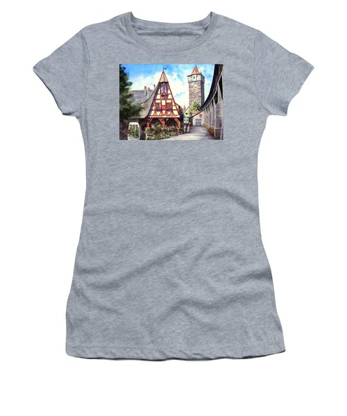 Rothenburg Memories Women's T-Shirt