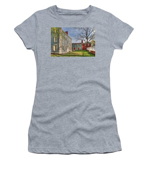 Royall House And Slave Quarters Women's T-Shirt