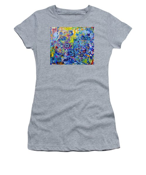 Rube Goldberg Abstract Women's T-Shirt