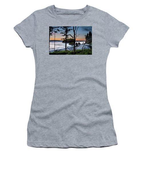 Ruby Beach #2 Women's T-Shirt