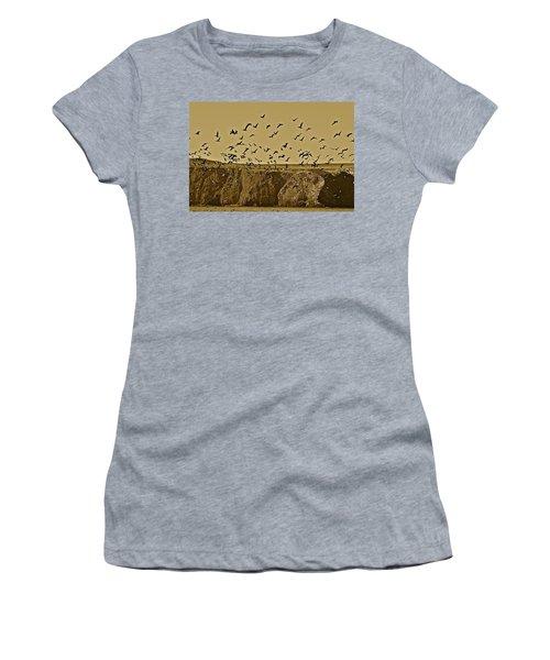 Run For Cover Women's T-Shirt