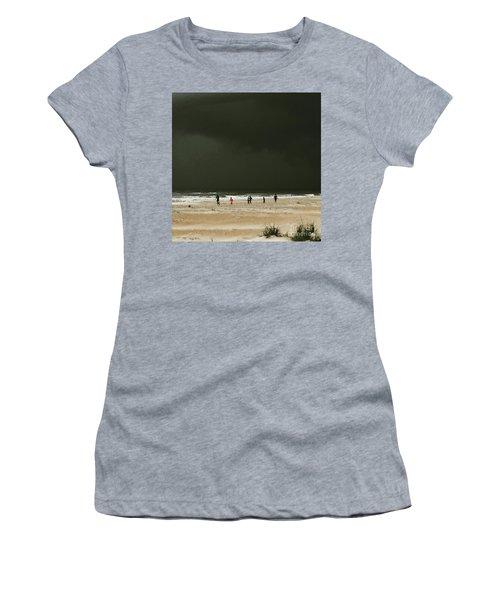 Run Women's T-Shirt (Junior Cut) by LeeAnn Kendall