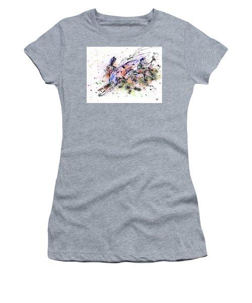 Running Hare Women's T-Shirt