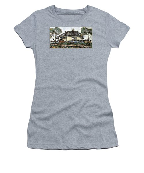 Rural Landscape 21 Women's T-Shirt (Athletic Fit)