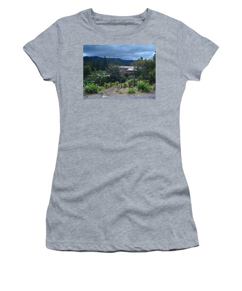 Rural Scenery 1 Women's T-Shirt (Athletic Fit)