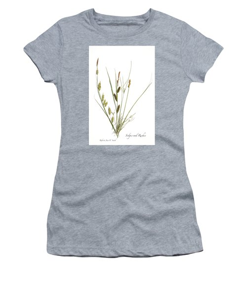 Rushes And Sedges Women's T-Shirt (Athletic Fit)