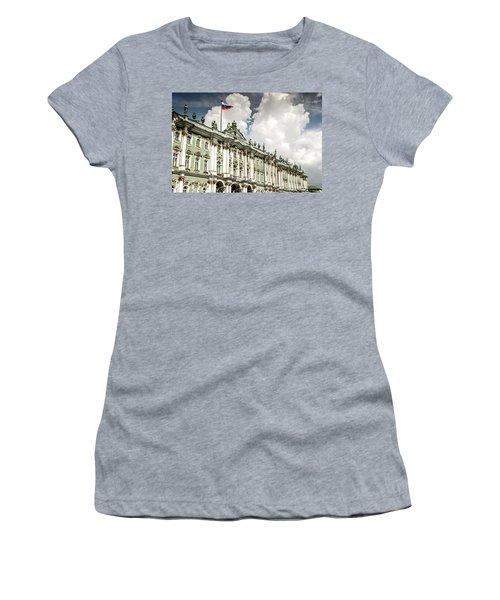 Russian Winter Palace Women's T-Shirt