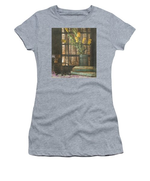 Rustic Still Life 1 Women's T-Shirt (Athletic Fit)