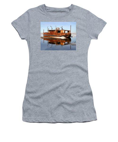 Rusty Barge Women's T-Shirt