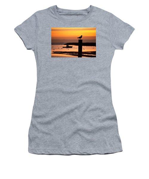Rye Harbor Sunrise Women's T-Shirt