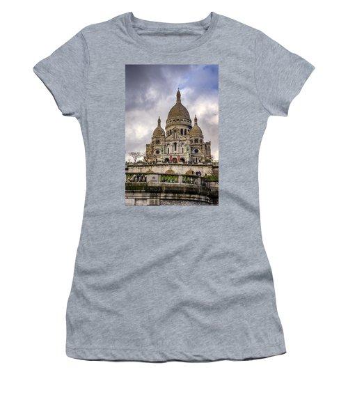 Sacre - Coeur Women's T-Shirt