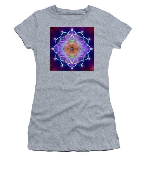 Sacred Geometry 641 Women's T-Shirt