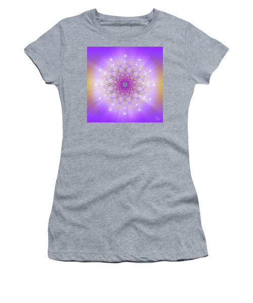 Sacred Geometry 721 Women's T-Shirt