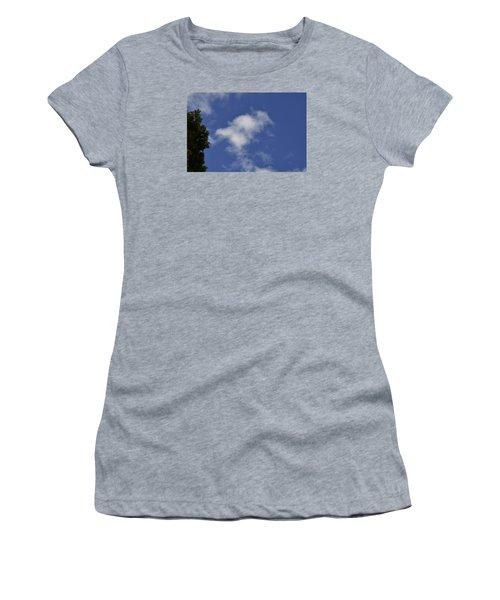 Sad Witch Women's T-Shirt (Junior Cut) by James McAdams
