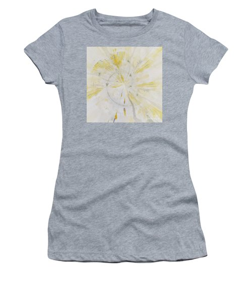 Women's T-Shirt featuring the mixed media Safe by Jessica Eli