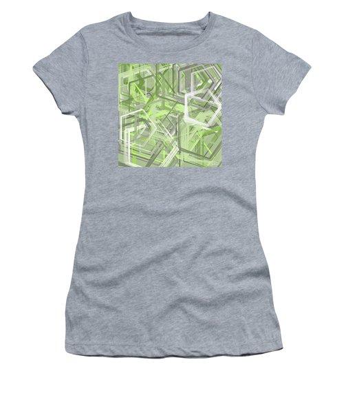 Sage Green Art Women's T-Shirt