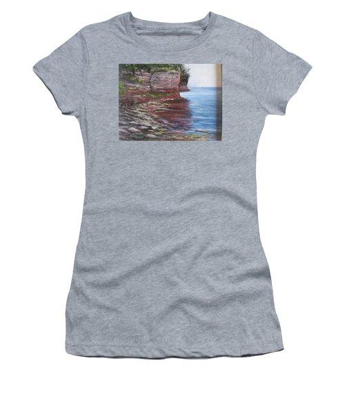 Sail Into The Light Women's T-Shirt