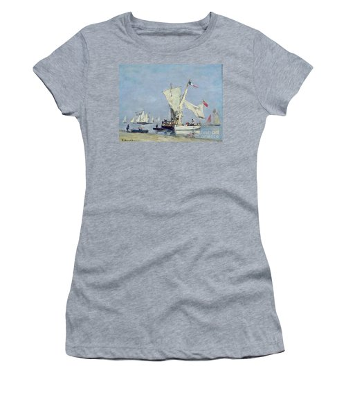 Sailing Boats Women's T-Shirt