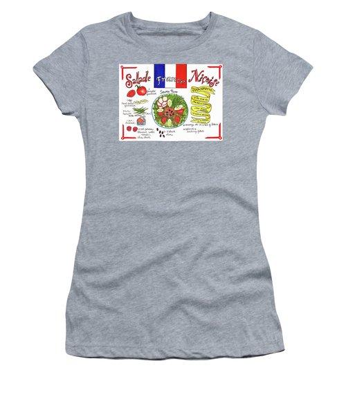 Salade Nicoise Women's T-Shirt