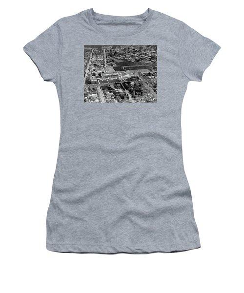 Salinas High School 726 S. Main Street, Salinas Circa 1950 Women's T-Shirt