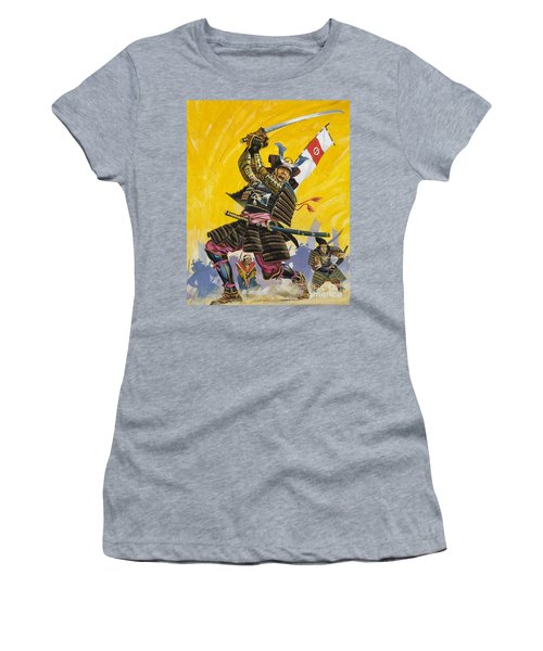 Samurai Warriors Women's T-Shirt