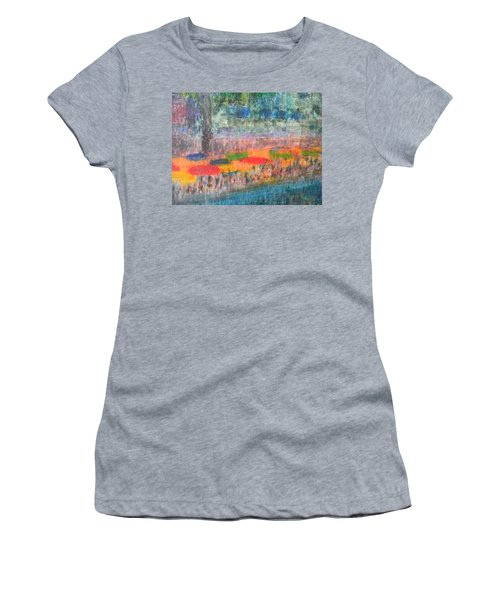 San Antonio By The River II Women's T-Shirt