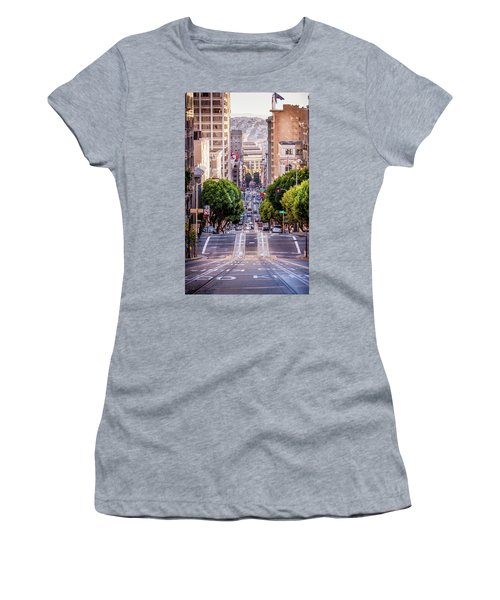 San Fran Cable Car Women's T-Shirt