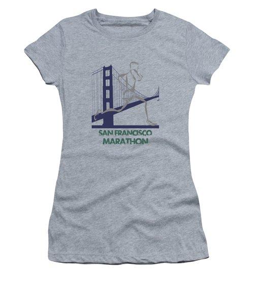 San Francisco Marathon2 Women's T-Shirt