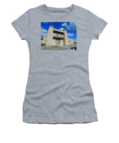 Women's T-Shirt featuring the photograph San Jose De Gracia Number 1 by Joseph R Luciano