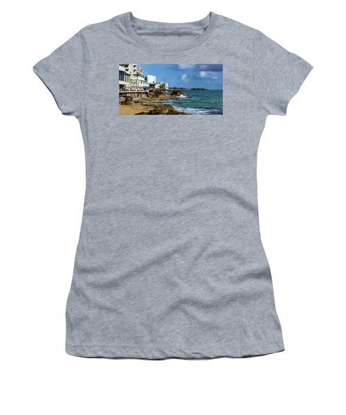 San Juan Bay In Puerto Rico Women's T-Shirt