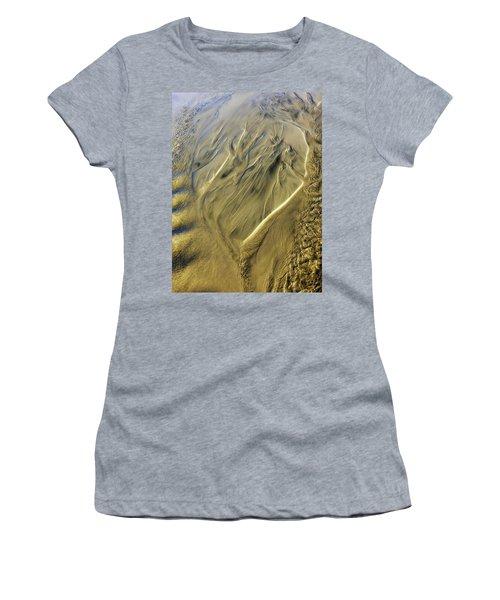 Sand Sculpture 11 Women's T-Shirt (Athletic Fit)
