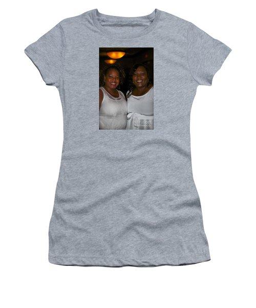 Sanderson - 4546.1 Women's T-Shirt (Athletic Fit)
