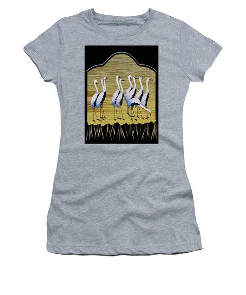 Sandpipers II Women's T-Shirt