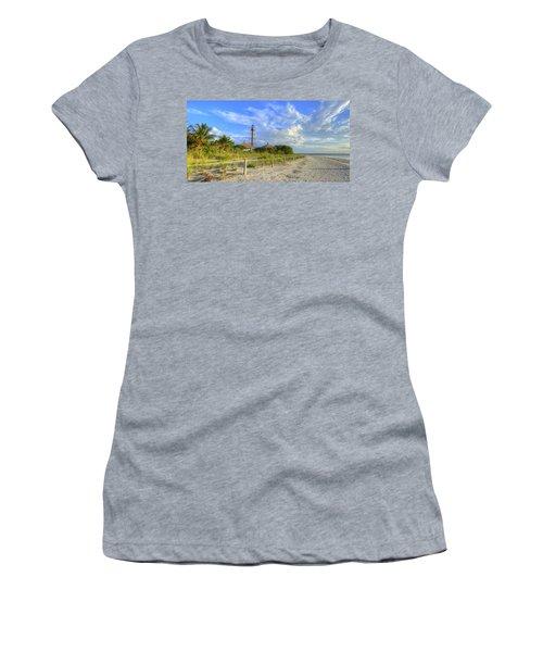 Sanibel Light House Women's T-Shirt
