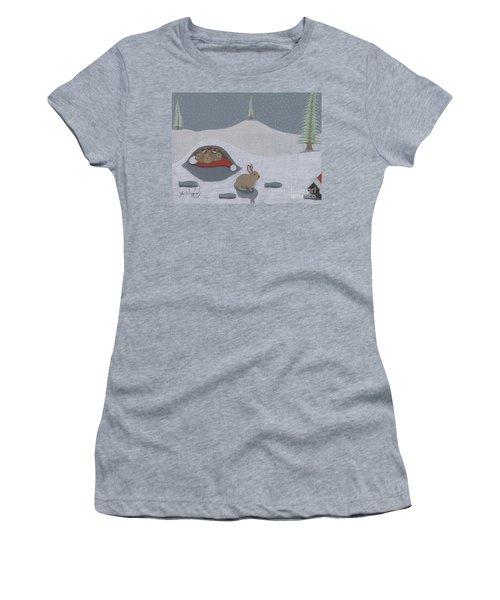 Santa's Ultimate Gift Women's T-Shirt