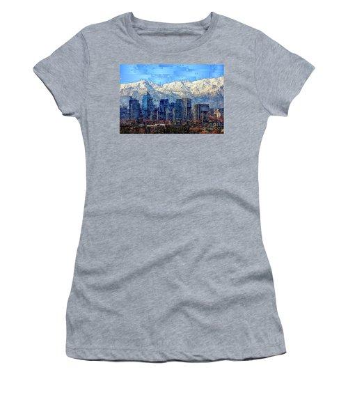 Santiago De Chile, Chile Women's T-Shirt