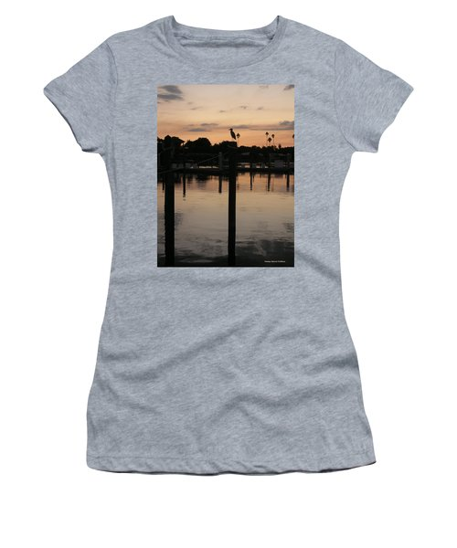 Sarasota Sunset1 Women's T-Shirt (Athletic Fit)