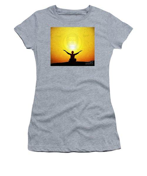 Sat Chit Ananda Women's T-Shirt