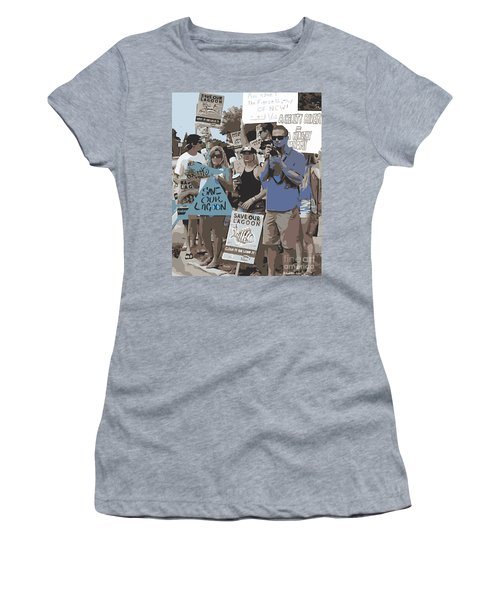 Save Our Lagoon Women's T-Shirt