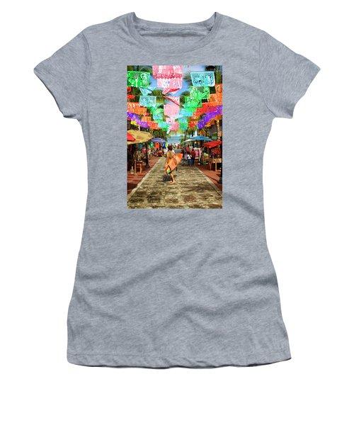 Sayu Flags 2 Women's T-Shirt