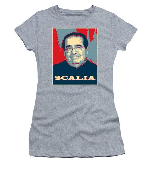 Scalia Women's T-Shirt (Junior Cut) by Richard Reeve