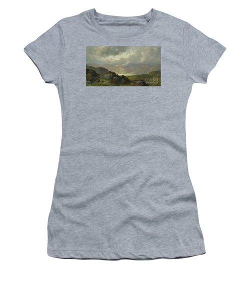Scottish Landscape Women's T-Shirt