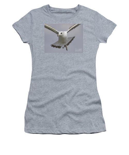 Seagull  Women's T-Shirt (Athletic Fit)